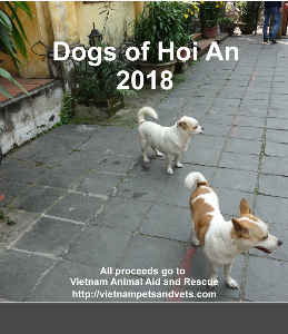 Dogs of Hoi An 2018 Calendar
