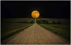 Road to Nowhere  Supermoon