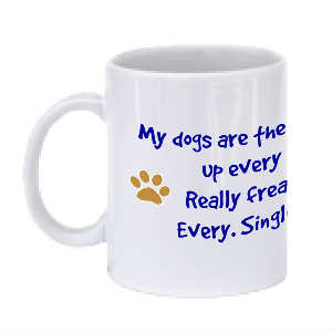 Chesterfield Animal Shelter Mug