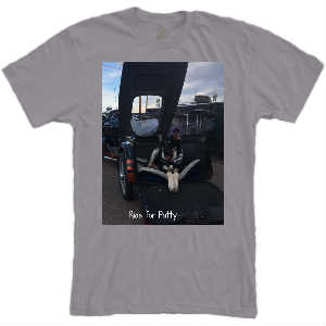 Greb's Ride for Patty shirt