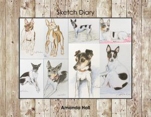 Sketch Diary Dogs