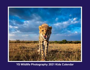 2021 Calendar For Kids by YS Wildlife