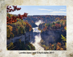 Landscapes and Cityscapes 2017