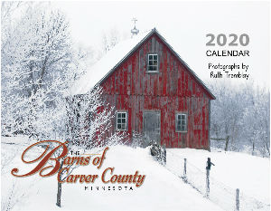 2020 Barns of CC Calendar 1