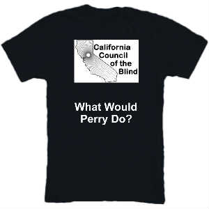 Perry Black T-Shirt