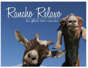 Rancho Relaxo's Official 2021 Calendar