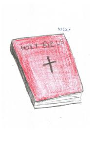 Holy Bible Prayer/Sermon Notebook