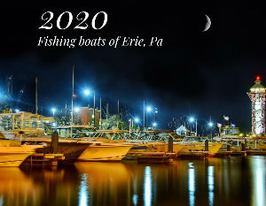 Fishing boats of Erie, Pa