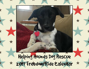 Helping Hounds Freedom Ride 2017