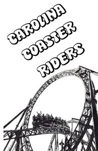 Carolina Coaster Riders Notebook- Copperhead