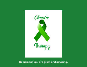 ChaoticTherapy 2020 Calendar