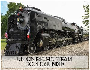 Union Pacific Steam 2021