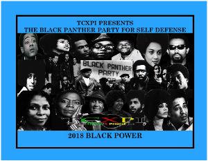 TCXPI Presents The Black Panther Party