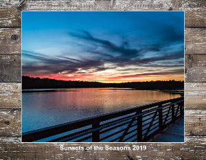 Sunsets of the Seasons 2019