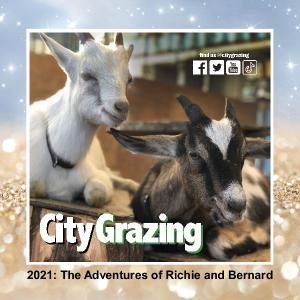City Grazing - The Adventures of Richie & Bernard