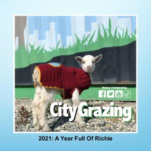City Grazing - A Full Year of Richie!