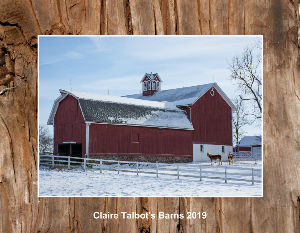Claire Talbot Barns 2019