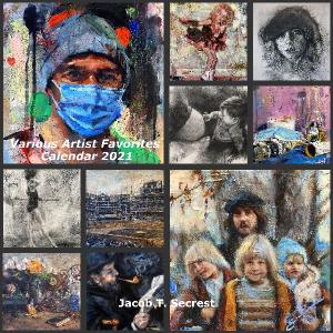 Various Artist Favorites Calendar 2021