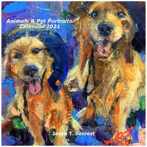 Animals & Pet Portraits Calendar 2021