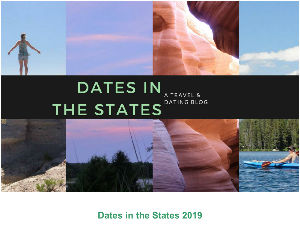 Dates in the States 2019 Calendar