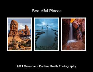 Beautiful Places 2021 Calendar