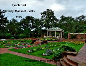 Lynch Park Calendar, Beverly, Massachusetts