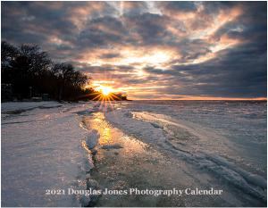 2021 Douglas Jones Photography Calendar