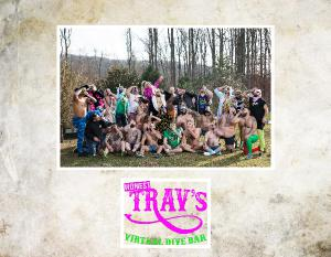 Honest Trav's Virtual Dive Bar 2021 Calendar