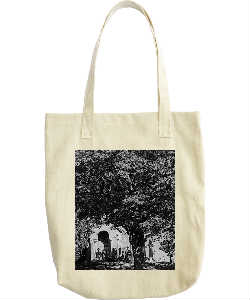 Into the Crypt Tote