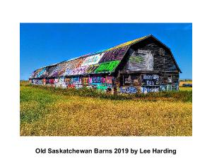Old Barns of Saskatchewan 2019 Calendar