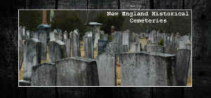 New England Historical Cemeteries 2019