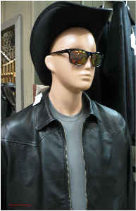 Leather Mannequin