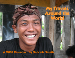 My Travels Around the World
