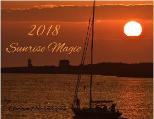 2018 Sunrise Magic Calendar