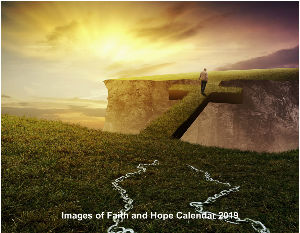 Images of Faith and Hope Calendar 2019