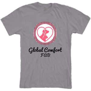 Global Comfort FAB Logo t-shirt