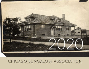 The 2020 Vintage Chicago Bungalow Calendar