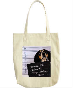 Cops and Paws Gladys Tote