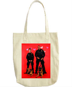 Cops and Paws February Tote