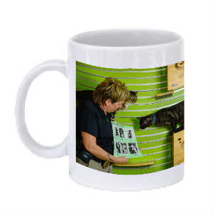 Cops and Paws November Mug