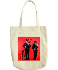 Cops and Paws July Tote