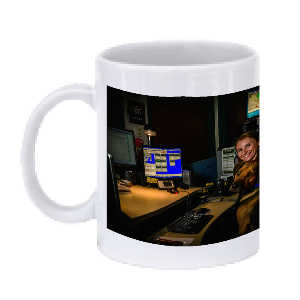 Cops and Paws Dispatch Mug