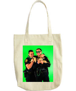 Cops and Paws March Tote