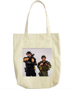 Cops and Paws May Tote