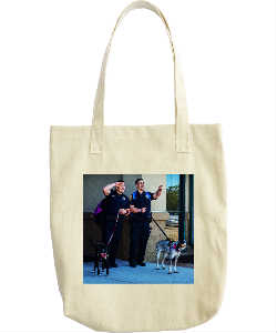 Cops and Paws August Tote