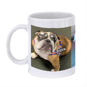 Cops and Paws Oden Mug