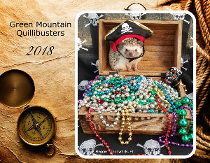 2018 Green Mountain Quillibusters Calendar