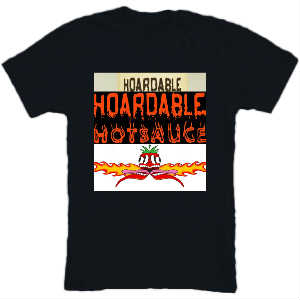 HOARDABLE HOT SAUCE T