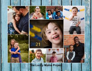 The Lucky Mama Project Calendar 2021