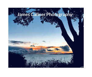 James Callner PhotographyHard Cover Book